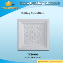 Top Class Decorative PU Ceiling Tiles Interior With A Great Variety Of Models