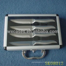 Boîtier solide en aluminium pour outils de barbecue