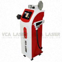 Rejuvenescimento de fóton facial multifunções IPL + RF + Nd: Yag máquina de equipamentos de estética clínica a laser