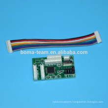 Hot selling ! for hp designjet 111 100 120 130 510 500 800 printer chip decoder for hp 84/85