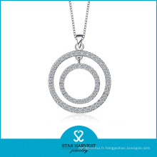 Charm Sterling Silver Pendant Fabricant (SH-N0197)