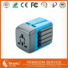 Adaptador USB, adaptador de enchufe, adaptador de corriente alterna