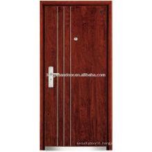 anti-theft security door, armored wood door make in China