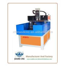 Máquina de trituração barata 600 * 750mm do CNC para a liga de aço inoxidável e Titanium