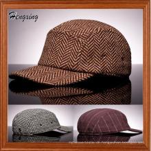 Angepasste gekrümmte Palette-Hüte des Gewohnheits-freien Raumes 5