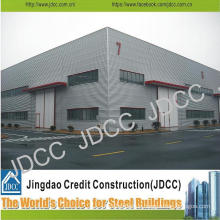 High Quality Galvanization Light Steel Structure Warehouse Building