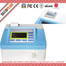 IMS technology desktop explosives detector ETD military explosives security detector
