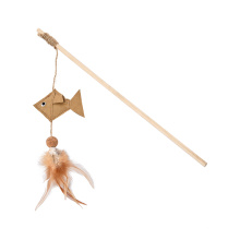 Funny Cat Stick Set Fish Cat Toy Interactive Toy For Cat