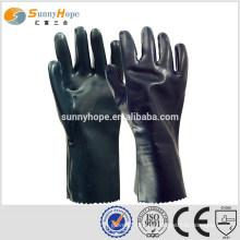 Sunnyhope schwarz Sicherheit Chemikalienschutz Sicherheitshandschuhe