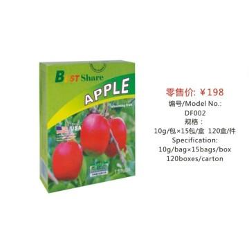 Perdre du poids, poudre de meilleure part Apple