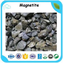 Medios de filtro de alta intensidad / precio de mineral de hierro de magnetita