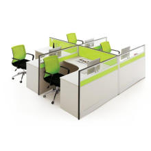 Venta al por mayor Ordenador Ordenador Escritorio Oficina Muebles Partición (FOH-SS42-2828-B)