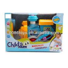 Brinquedos educativos para crianças DIY Toy Train