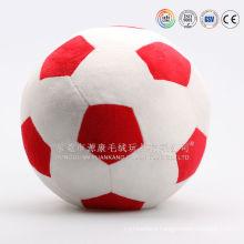 Promotion gift stuffed plush soccer ball