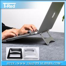 Soporte ajustable del soporte de la tableta de aluminio para macbook