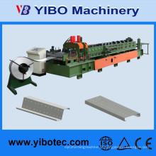 Estrutura de aço da máquina de Yibo faz a forma de C / Z Purlin Aço Truss a máquina