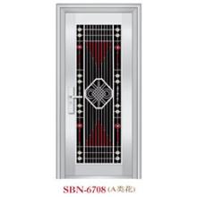 Stainless Steel Door for Outside Sunshine (SBN-6708)