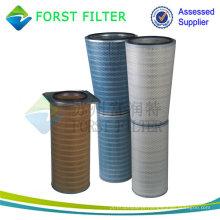 FORST longa vida útil substituição filtro de papel peças