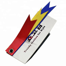 Wholesale custom design original paper hang tag recycled swing tag with logo print