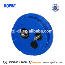 DXG70-70D round shaft mount reducer geared motor for Mining Quarry