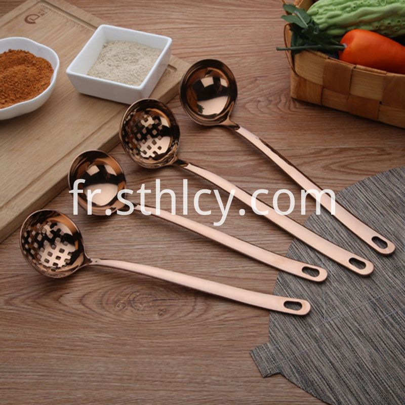 stainless steel measuring ladle