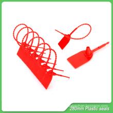 Self Locking Seals, 280mm Lenght, Plastic Seal Tag, Plastic Seals