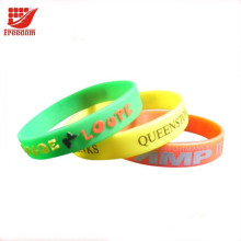 Bracelet en silicone imprimé avec logo Give Away