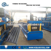 Steel Aluminum Alloy Scaffolding Plank Making Machine With Cheap Price , Scaffold Deck Floor Board Roll Forming Machine