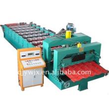 1035 cnc esmaltado rodillo que forma la máquina