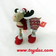 Stuffed Christmas Big Reindeer