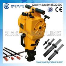 Benzin Rock Drill Machine Yn27c für den Steinbruch