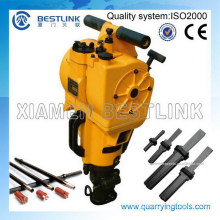 Gasoline Rock Drill/Portable Vertical Rock Drill From Bestlink