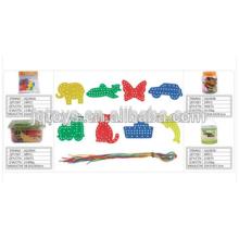 2016 дешевые пластиковые нитки игрушки для малышей