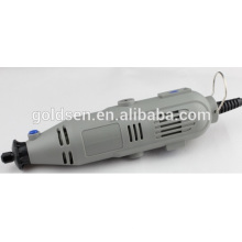 135w 217pcs GS CE ETL Aprovação Power Mini Grinder Kit Acessório Set Electric Rotary Multi Ferramenta Hobby Precision Drill