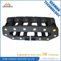 Rintangan Abrasion CNC Plastic Cable Drag Chain