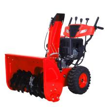 5.1kw 242cc ручной бензиновый снегоочиститель