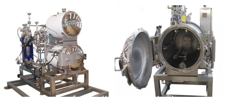 Food Steam Autoclave