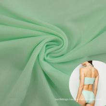 Jiadatai textile 4 way stretch 100 polyester high elastic lining fabric