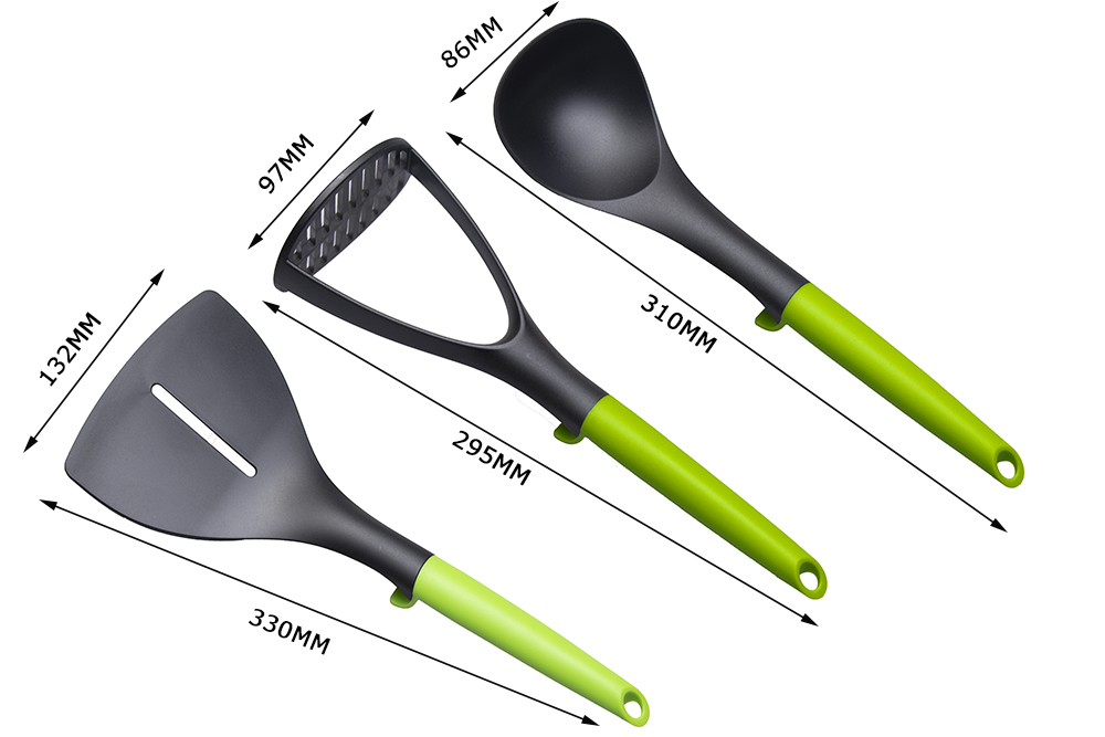 Nylon Kitchen Utensils Set
