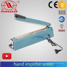 Sellador de impulso de mano de Hongzhan Ks500 aluminio cuerpo