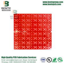 FR4 High-precision Multilayer PCB 4 Lagen PCB ENIG 2u