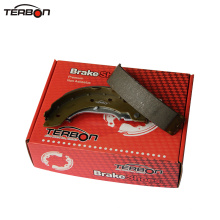 Brake Shoe Type With Lining For Peugeot Renault