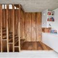 Фабрика Doorwin Антикварные двери Интерьер Деревянные двери-невидимки