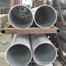 Aluminiumrohr für Wärmeübertragungsgeräte