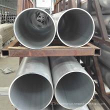 Tubo de Alumínio para Equipamento de Transferência de Calor