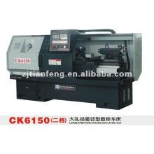Torno ZHAO SHAN CK-6150 Torno CNC máquina-ferramenta qualidade grossista