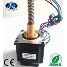 Linear step motor NEMA23 with 500mm lead screw, adjustable screw rod