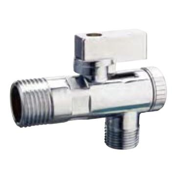 Toilette Chrome Plated Brass Angle Valve