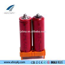 rechargeable lithium ion battery 38120HP 8Ah