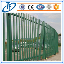 High Security Euro Palisade Fence